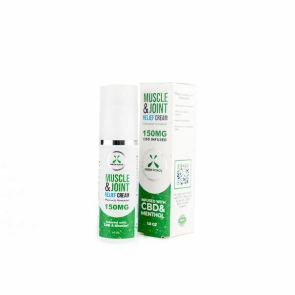 Muscle & Joint Relief Cream